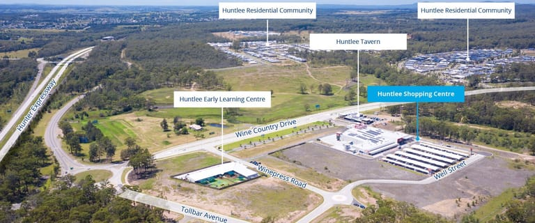 Shop & Retail commercial property for lease at Huntlee Shopping Centre 22 Empire Drive North Rothbury NSW 2335