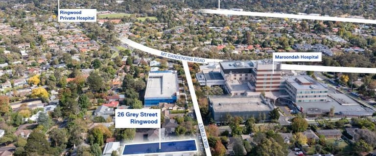 Offices commercial property for lease at 26 Grey Street Ringwood East VIC 3135