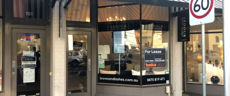 Showrooms / Bulky Goods commercial property for lease at 161a Williams Road South Yarra VIC 3141