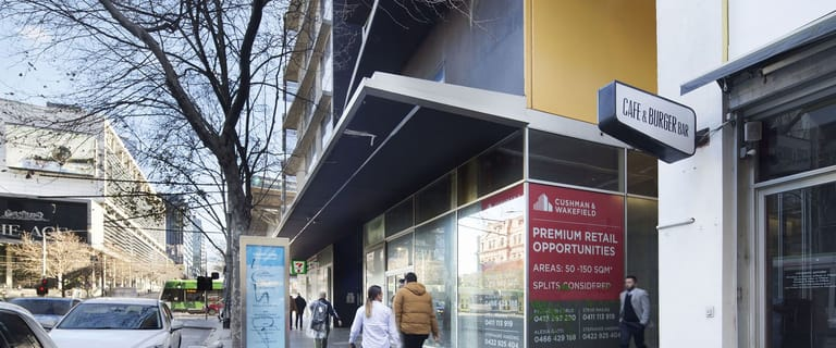 Shop & Retail commercial property for lease at 620 Collins Street Melbourne VIC 3000