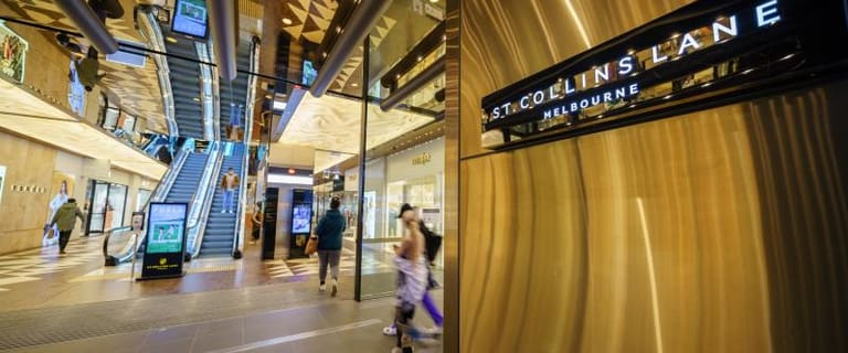 Shop & Retail commercial property for lease at 317 Little Collins Street Melbourne VIC 3000