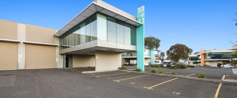 Factory, Warehouse & Industrial commercial property for lease at 10 & 11/1866 Princes Highway Clayton VIC 3168