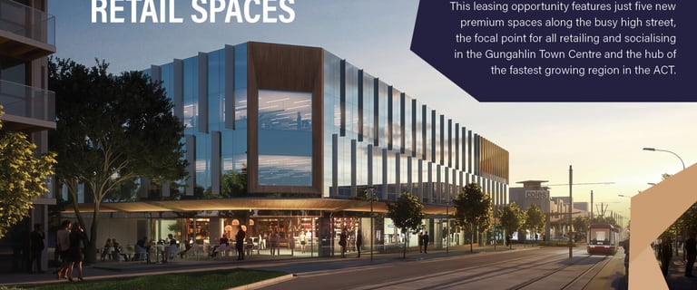 Shop & Retail commercial property for lease at 35 Hinder Street Gungahlin ACT 2912