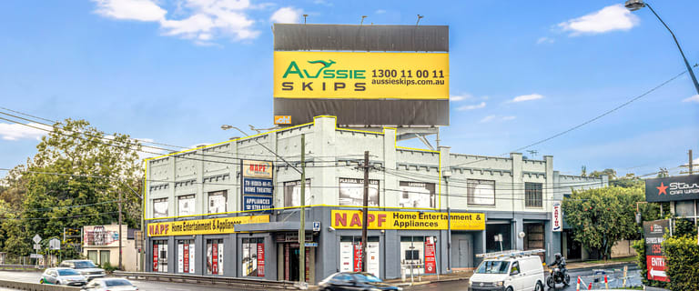 Factory, Warehouse & Industrial commercial property for lease at 4 Parramatta Road Summer Hill NSW 2130