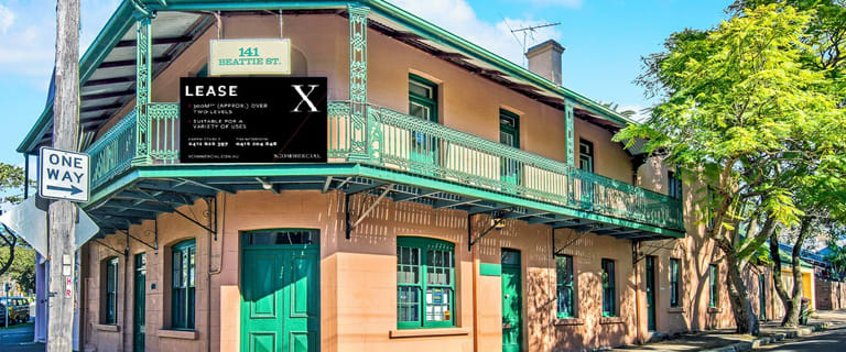 Offices commercial property for lease at 141 Beattie Street Balmain NSW 2041