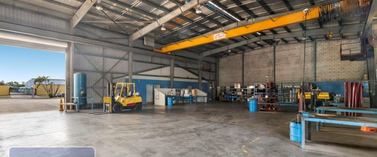 Factory, Warehouse & Industrial commercial property for sale at 11 Catalyst Court Mount St John QLD 4818