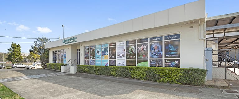 Factory, Warehouse & Industrial commercial property for lease at 2 Kilroe Street Milton QLD 4064