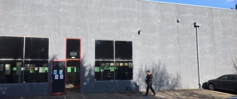 Factory, Warehouse & Industrial commercial property for lease at 11 Clarice Road Box Hill VIC 3128