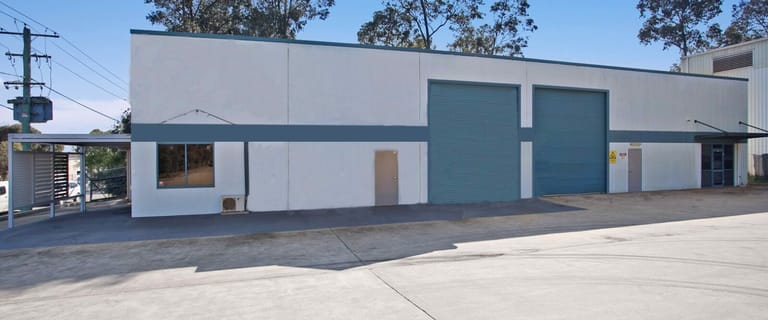 Factory, Warehouse & Industrial commercial property for lease at Unit 2, 41 Enterprise Drive Beresfield NSW 2322