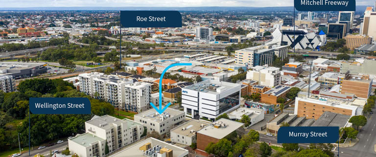 Offices commercial property for lease at 91 Havelock Street West Perth WA 6005