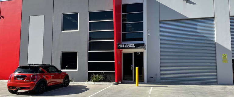 Factory, Warehouse & Industrial commercial property for lease at 9-11 Yazaki Way Carrum Downs VIC 3201