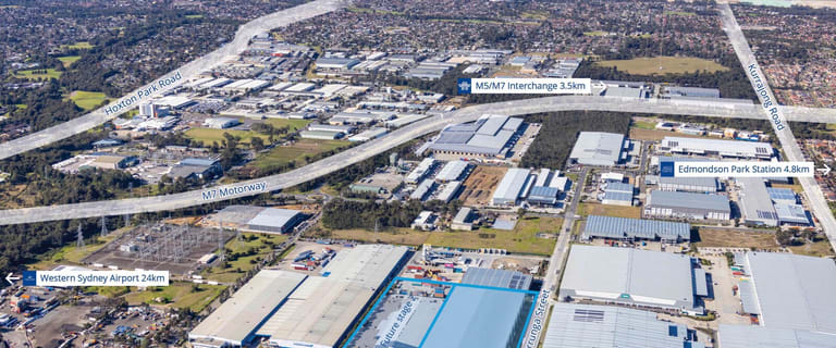 Factory, Warehouse & Industrial commercial property for lease at Favco Industrial Park 28 Yarrunga Street Prestons NSW 2170