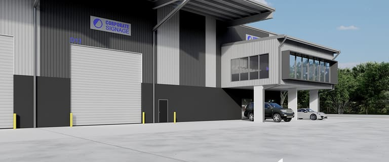 Factory, Warehouse & Industrial commercial property for lease at 90 Quinns Hill Road Stapylton QLD 4207