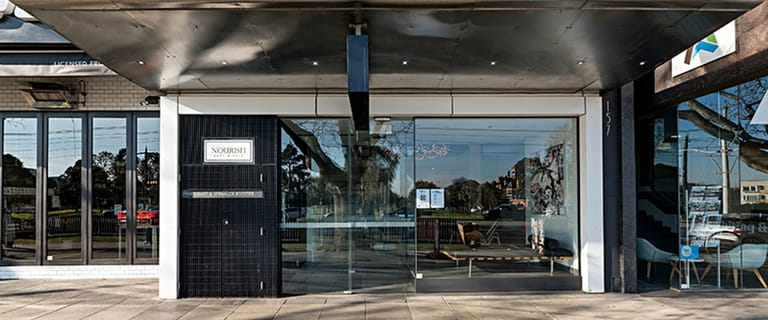 Offices commercial property for lease at Ground Floor/157 Fitzroy Street St Kilda VIC 3182