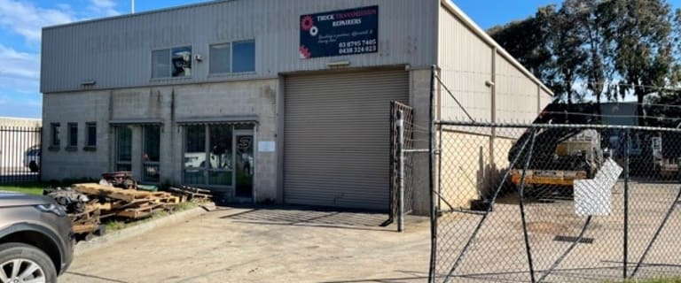 Factory, Warehouse & Industrial commercial property leased at 3 David Lee Road Hallam VIC 3803
