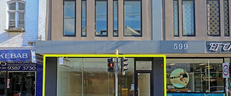 Shop & Retail commercial property for lease at Shop 4/597 Sydney Road Brunswick VIC 3056