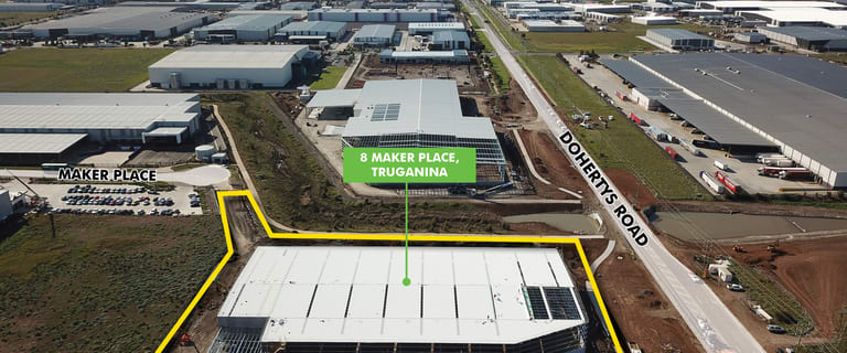 Offices commercial property for lease at 8 Maker Place Truganina VIC 3029