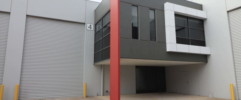 Offices commercial property for lease at 4/10 Gateway Drive Carrum Downs VIC 3201