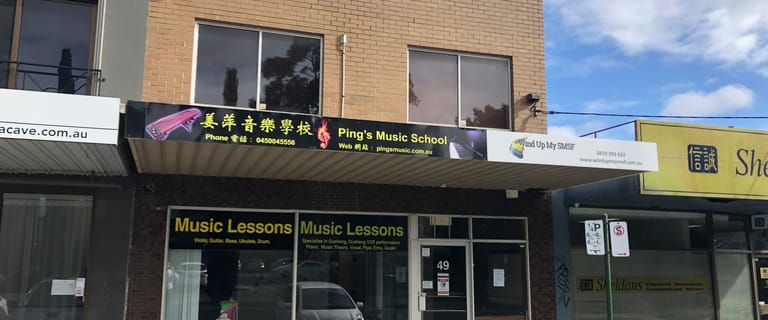 Offices commercial property for lease at Suite 1 & 2/49 Wadham Parade Mount Waverley VIC 3149