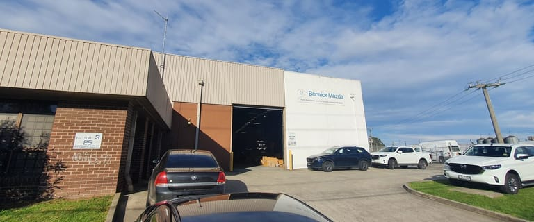 Development / Land commercial property for lease at 25 Progress Street Dandenong South VIC 3175