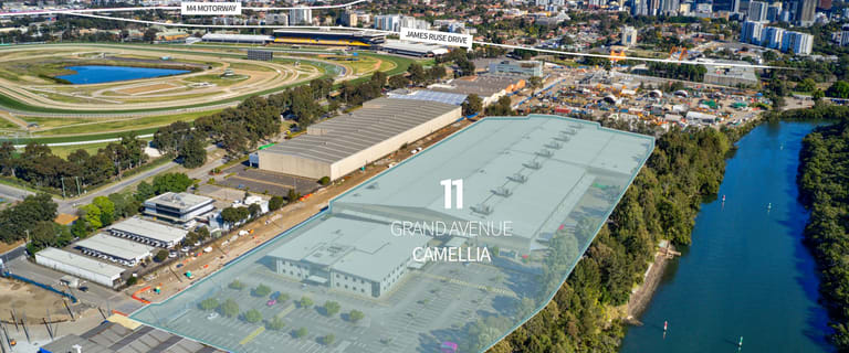 Factory, Warehouse & Industrial commercial property for lease at 11 Grand Avenue Camellia NSW 2142
