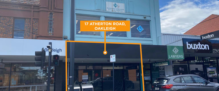Offices commercial property for lease at 17 Atherton  Road Oakleigh VIC 3166