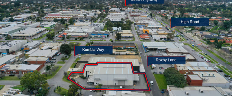 Factory, Warehouse & Industrial commercial property for lease at 10 Kembla Way Willetton WA 6155