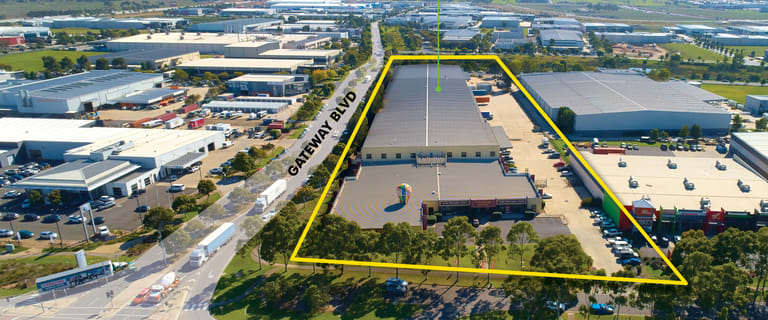 Factory, Warehouse & Industrial commercial property for lease at 348 Cooper Street Epping VIC 3076
