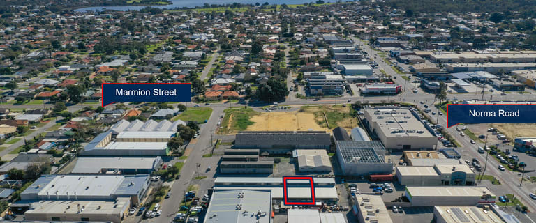 Factory, Warehouse & Industrial commercial property for lease at 4/10 Malland Street Myaree WA 6154
