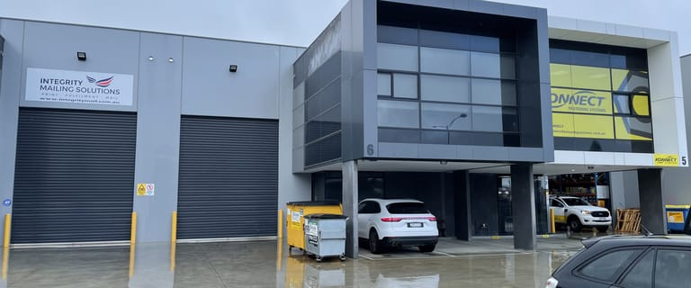 Factory, Warehouse & Industrial commercial property for lease at 6/2 Indian Drive Keysborough VIC 3173