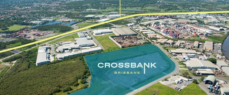 Factory, Warehouse & Industrial commercial property for lease at Crossbank/141 Anton Road Hemmant QLD 4174
