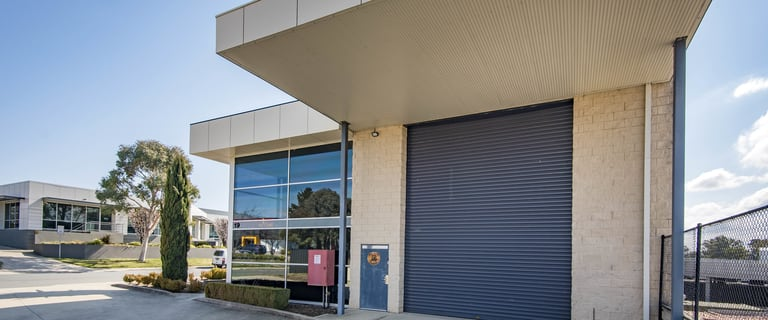 Factory, Warehouse & Industrial commercial property for lease at 19 Wormald Street Symonston ACT 2609