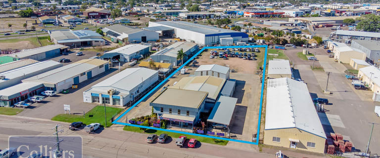 Factory, Warehouse & Industrial commercial property for sale at 23 Mackley Street Garbutt QLD 4814