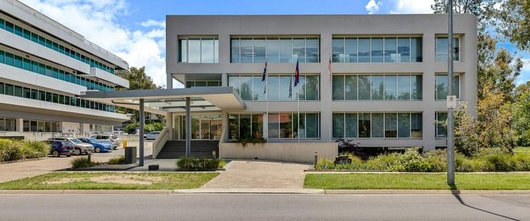 Offices commercial property for lease at 2 - 4 Brisbane Avenue Barton ACT 2600