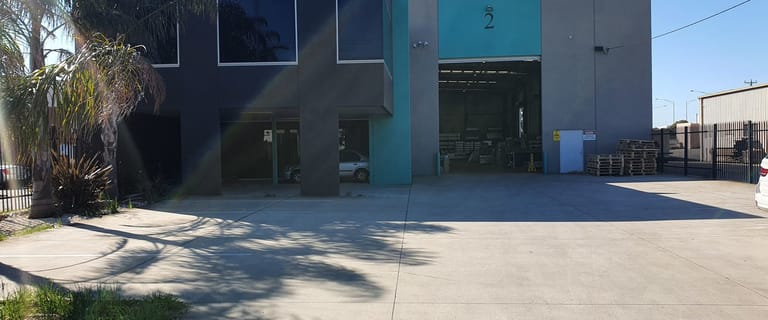 Factory, Warehouse & Industrial commercial property for lease at 2 Park Drive Dandenong South VIC 3175
