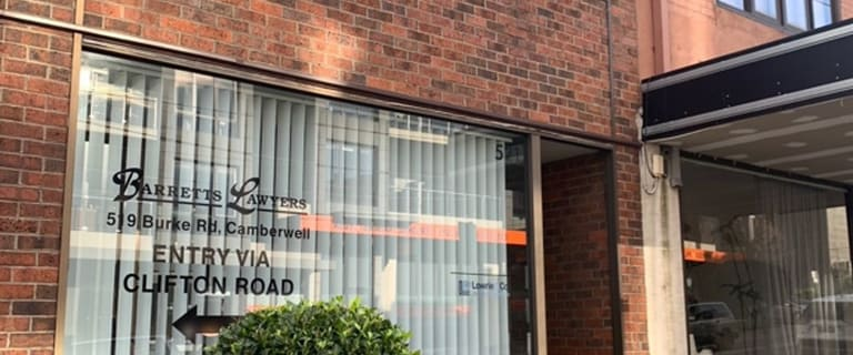 Offices commercial property for lease at Ground Floor/521 Burke Road Camberwell VIC 3124