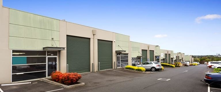 Factory, Warehouse & Industrial commercial property for lease at Unit 44/Unit 44, 41-49 Norcal Road Nunawading VIC 3131