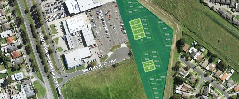 Factory, Warehouse & Industrial commercial property for lease at 2-5/4 Milojevic Court Cranbourne VIC 3977