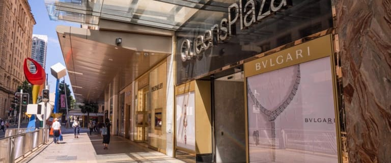 Shop & Retail commercial property for lease at Queen Street Mall Brisbane City QLD 4000