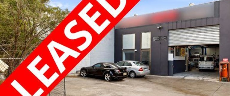 Factory, Warehouse & Industrial commercial property for lease at Unit 4/30 Clements Avenue Bundoora VIC 3083