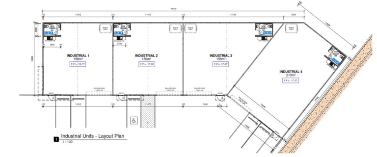 Factory, Warehouse & Industrial commercial property for lease at 106 Munibung Road Boolaroo NSW 2284