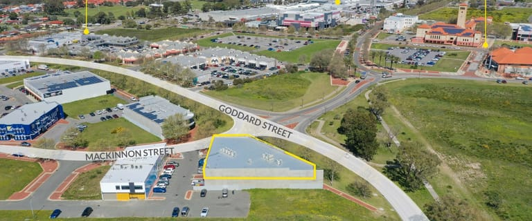 Offices commercial property for lease at 18 Goddard Street Rockingham WA 6168