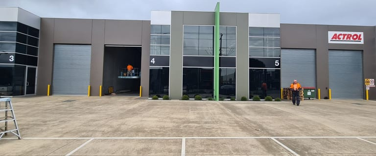Factory, Warehouse & Industrial commercial property for lease at 4/70 Colemans Road Carrum Downs VIC 3201