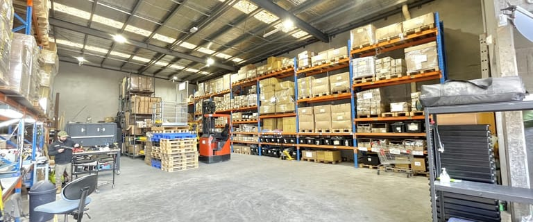 Factory, Warehouse & Industrial commercial property for lease at 17B Yiannis Court Springvale VIC 3171