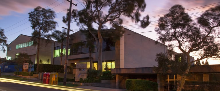 Offices commercial property for lease at 13 Sirius Road Lane Cove NSW 2066