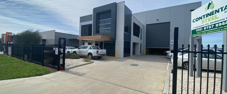 Factory, Warehouse & Industrial commercial property for lease at 17 Endeavour Court Dandenong South VIC 3175