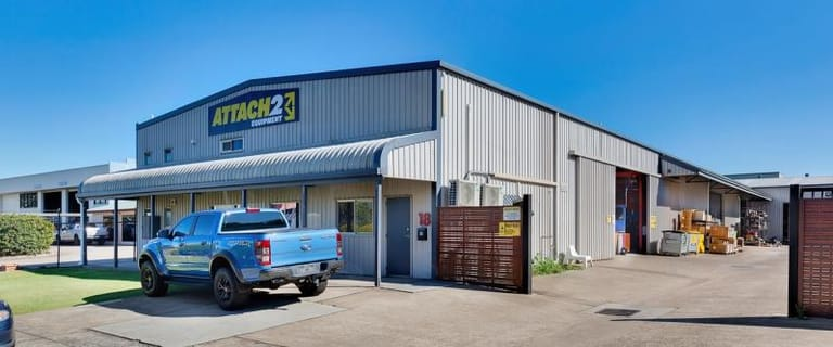 Factory, Warehouse & Industrial commercial property for lease at 18 Success Street Acacia Ridge QLD 4110