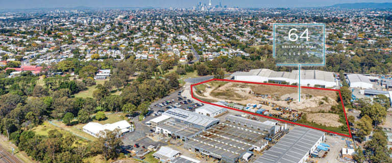 Factory, Warehouse & Industrial commercial property for lease at 64 Brickyard Road Geebung QLD 4034