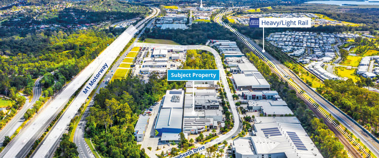 Factory, Warehouse & Industrial commercial property for lease at 2/55 Newheath Drive Arundel QLD 4214