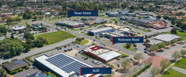 Factory, Warehouse & Industrial commercial property for lease at 3/12 Robinson Road Rockingham WA 6168